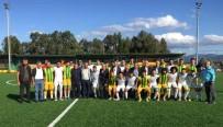 REGAİP AHMET ÖZYİĞİT - Altınova'da Hedef BAL Ligi