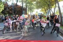 SEZEN AKSU - 'Süslü Kadınlar' Süslü Bisikletleriyle Caddelerde