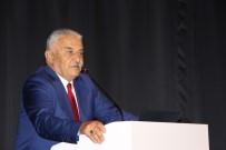 KAŞÜSTÜ - Avrasya Üniversitesi'nde Yeni Akademik Yıl Törenle Başladı