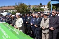 Esnaf Sanatkarlar Ve Kooperatifçilik Genel Müdürü Erkan'ın Babası Hakka Yürüdü