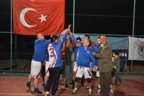 Geleneksel Voleybol Turnuvasında Şampiyon İN-ON-U Oldu