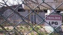 GÜNCELLEME 2 - Kırklareli'nde Tekstil Fabrikasında Yangın