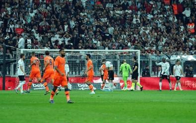 Süper Lig Açıklaması Beşiktaş Açıklaması 1 - Medipol Başakşehir Açıklaması 1 (Maç Sonucu)