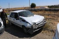 KÖSELI - Babasının Kaza Yaptığını Öğrenince Gaza Bastı, Kendisi De Kaza Geçirdi