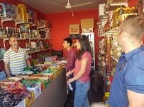 Esnafa 'Öğrencilere Sigara Satışı' Denetimi