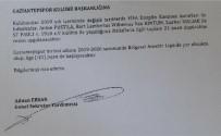 GAZIANTEPSPOR - FIFA'dan Gaziantepspor'a Tarihi Ceza