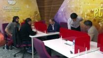 MEHMET SARI - Genç Girişimciler İş Adamlarına Projelerini Anlattı