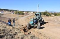İnönü Belediyesi Yol Çalışmalarına Devam Ediyor