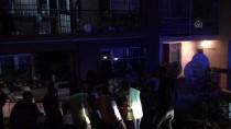 ÇALıKUŞU - Park Halindeki Kepçe Apartman Bahçesine Düştü