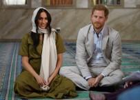 PRENS HARRY - Prens Harry Ve Meghan Markle'dan Cami Ziyareti