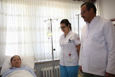 Ukrayna'dan Geldi, Şifayı Konya'da Buldu