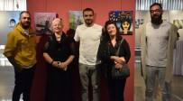 KÜRATÖR - 'Uluslararası Kırkakırk Eserler Sergisi' Sanatseverlerle Buluştu
