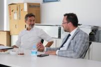 AHMET TÜRK - Yunusemre Sanayi Komisyonu OSB Ziyaretlerini Sürdürdü