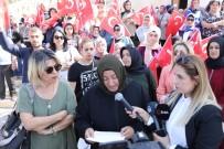 Babası Ve Kardeşi Şehit Olan Emen'den Diyarbakır Annelerine Destek