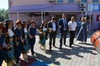 BOTANİK BAHÇESİ - Bağlar Belediyesi'nden Botanik Parka Dönüştürülen Okula Kırtasiye Desteği