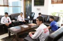 İncesu'dan Şampiyon Muaythai'ciler Yetişiyor