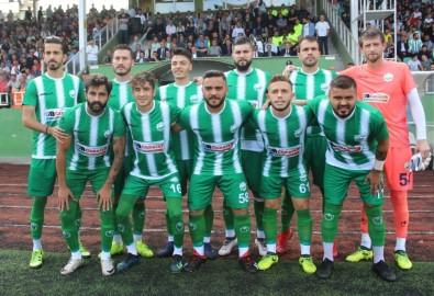 Ziraat Türkiye Kupası 3. Tur Maçı Açıklaması Görelespor Açıklaması 4 Giresunspor Açıklaması 1