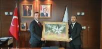 YUSUF BÜYÜK - Başkan Say'dan İLBANK Genel Müdürü Büyük'e Ziyaret