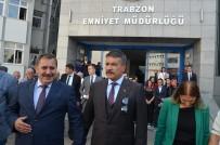 ATMA TÜRKÜ - Emniyet Müdürü Çevik Yeni Görevine Atma Türkü İle Uğurlandı