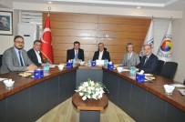 ASELSAN - Konya Savunma Sanayi Eylül Ayı Yönetim Kurulu Toplantısını Yaptı
