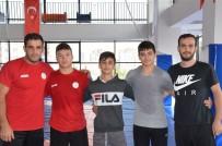 SOFYA - Toygun Aktop Ve Mulla Kağan Taşçı, Güreş Balkan Şampiyonası'nda Türkiye'yi Temsil Edecek