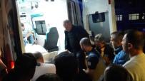 HASAN ÖZDEMIR - Boyabat'ta Silahlı Saldırı Açıklaması 1 Yaralı