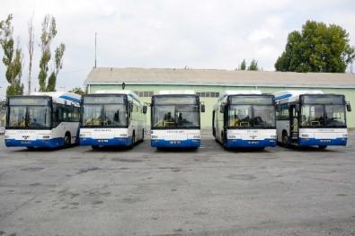 Hacettepe Üniversitesi Beytepe Kampüsü'nde 5 Solo Otobüs Hizmet Verecek
