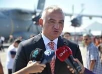 BRITISH AIRWAYS - Turizm Bakanı Ersoy'dan 'Thomas Cook' Açıklaması