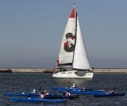 İZMİR KÖRFEZİ - 3. İzmir Körfez Festivali Yelken Yarışlarıyla Başladı