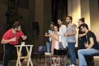 DOĞUM GÜNÜ PARTİSİ - Diyarbakır Devlet Tiyatrosu Yeni Sezon Tiyatro Provalarına Başladı