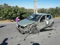 HASANLAR - İzmir'de Feci Kaza Açıklaması 7 Yaralı