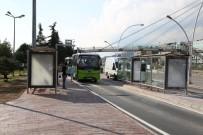 PERİYODİK BAKIM - Kent Trafiğini Rahatlatacak Cep Durak Trafiğe Açıldı