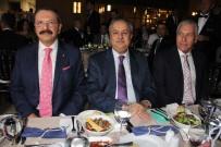 AYŞEGÜL ALDİNÇ - Mersin Deniz Ticaret Odası, Kuruluşunun 30. Yılını Kutladı