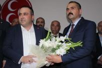 PARTİ YÖNETİMİ - MHP Antalya'da Devir Teslim