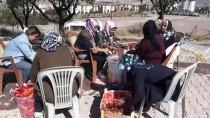 AFGAN MÜLTECİLER - Salça Kazanları 'Kardeşlik' İçin Kaynıyor