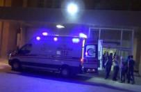 TURAN YıLMAZ - Erzincan'da Trafik Kazası Açıklaması 1 Ölü, 1 Yaralı
