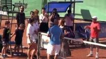 HÜLYA AVŞAR - Hülya Avşar Cup Tenis Turnuvası Bursa'da Yapıldı