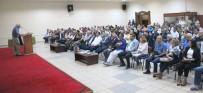 SÜLEYMAN GIRGIN - Ünal Türkeş Sevenleri Tarafından Anıldı