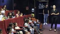 Aileler Fındık Bahçesine Çocuklar Sinemaya Gidiyor