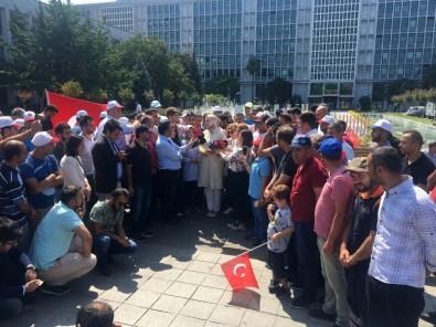 AK Parti Genel Başkan Yarımcısı Kaya Açıklaması 'Bir Önce Bu Zulümlere Son Verin'