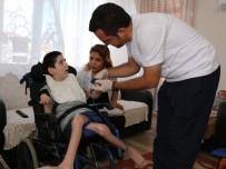 AYŞE ŞAHİN - Büyükşehir Belediyesi Hastalara Evde Bakım Desteği Veriyor