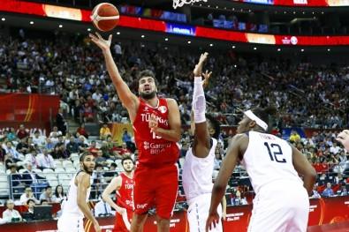 FIBA 2019 Dünya Kupası Açıklaması ABD Açıklaması 93 - Türkiye Açıklaması 92