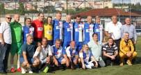 EDIRNEKAPı - Haliç Şadan Kalkavan Turnuvası'nda Şampiyon Türkiyemspor