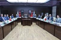 HÜSEYIN ARSLAN - FKA'nın Eylül Ayı Toplantısı Elazığ'da Yapıldı
