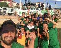 MUSTAFA ÇAY - Salihli Belediyespor'dan Deplasmanda Galibiyet Selfisi