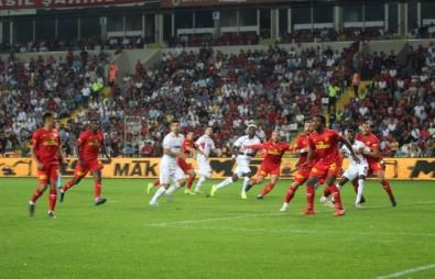 Süper Lig Açıklaması Gazişehir Gaziantep Açıklaması 1 - Göztepe Açıklaması 1 (Maç Sonucu)
