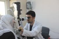 GÖZ AMELİYATI - Bismil'de Katarakt Ameliyatı Olan 30 Kişi Tekrar Görmeye Başladı