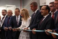 HÜSEYIN ARSLAN - Çekya Başbakanı Babis Gıda Fuarının Açılışını Yaptı