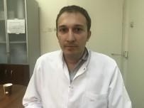 İŞİN ASLI - (Özel) Hastane Bahçesinde Demir Sopalarla Dövülen Doktor O Anları Anlattı