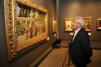 ABİDİN DİNO - Türk Ressamların Değerli Eserleri Bu Sergide